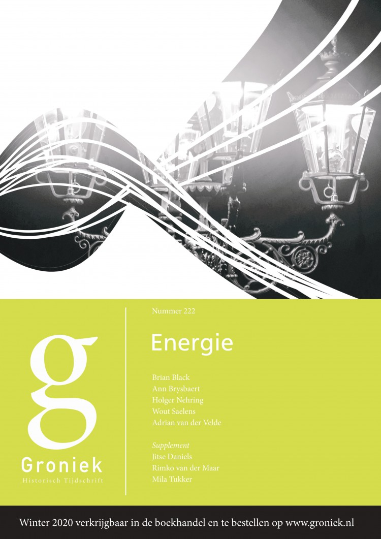 energie poster